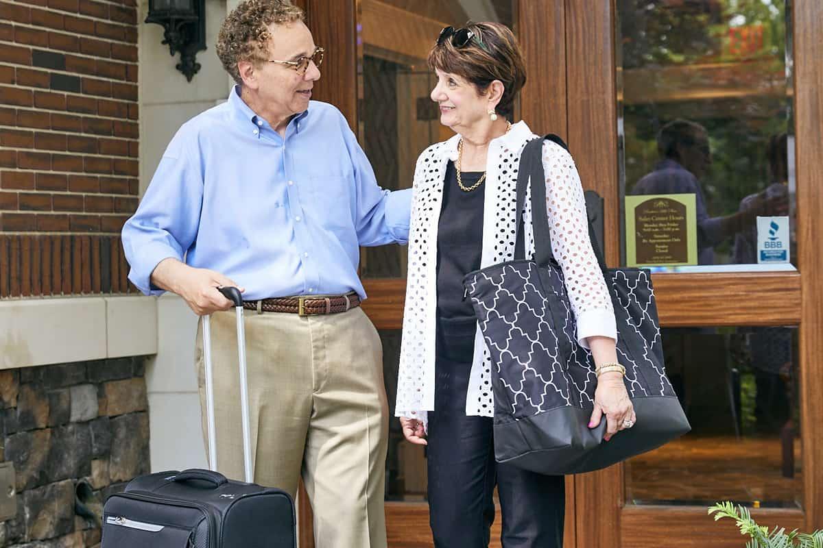 Ron & Kay Blum
