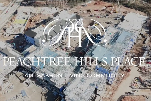 Peachtree Hills Place Progress January 2019